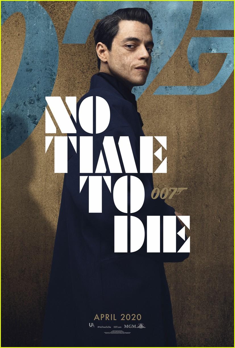 أفيش فيلم No Time to Die (4)