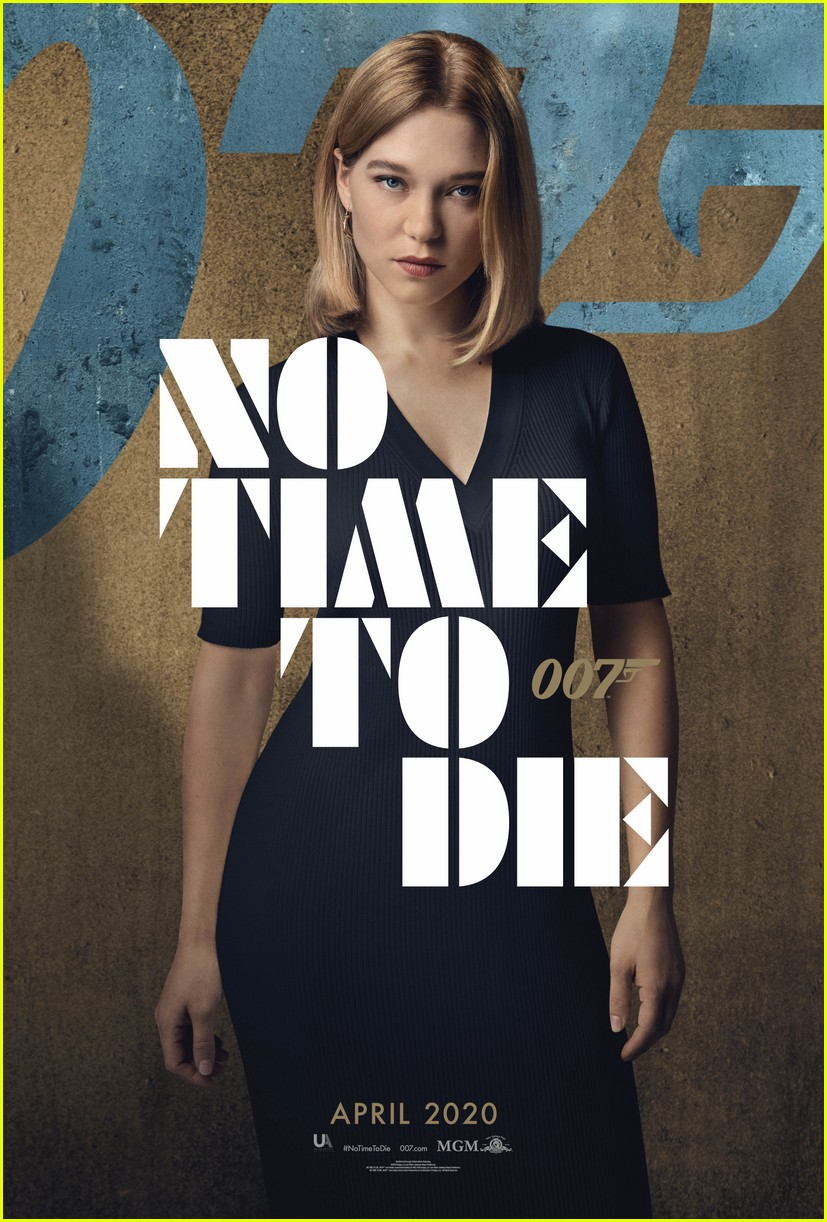 أفيش فيلم No Time to Die (2)