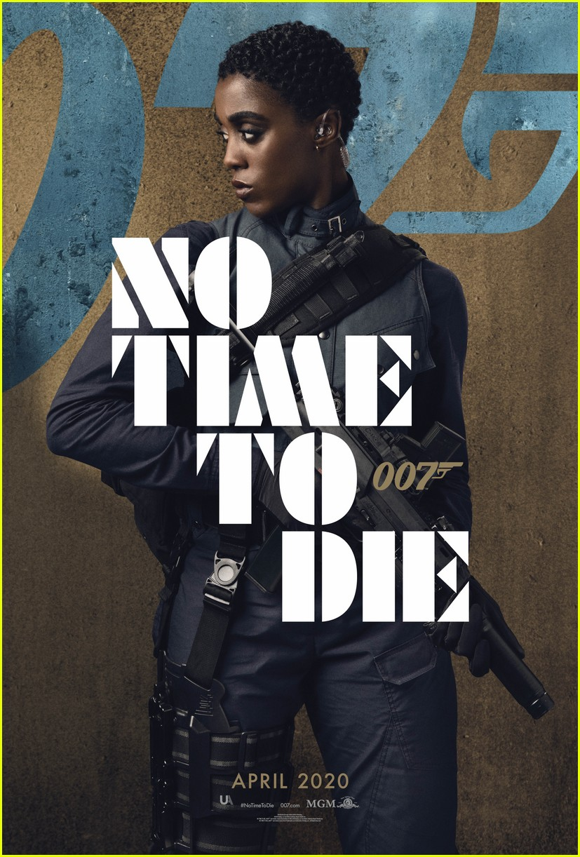 أفيش فيلم No Time to Die (3)