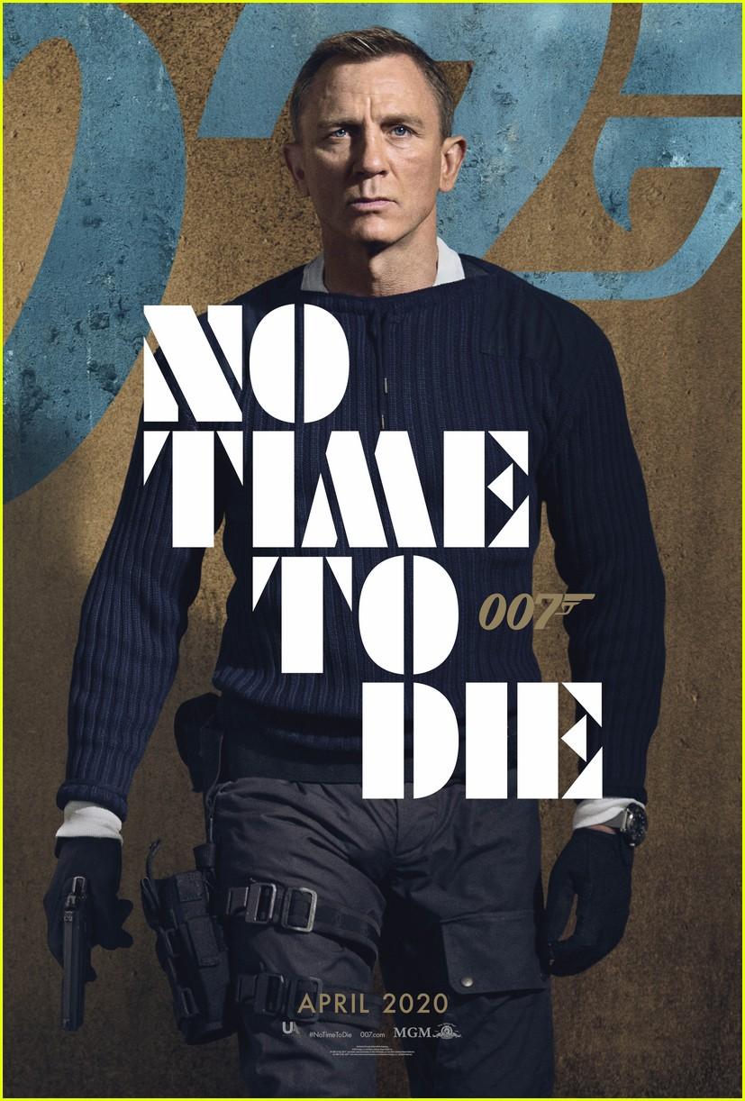 أفيش فيلم No Time to Die (5)