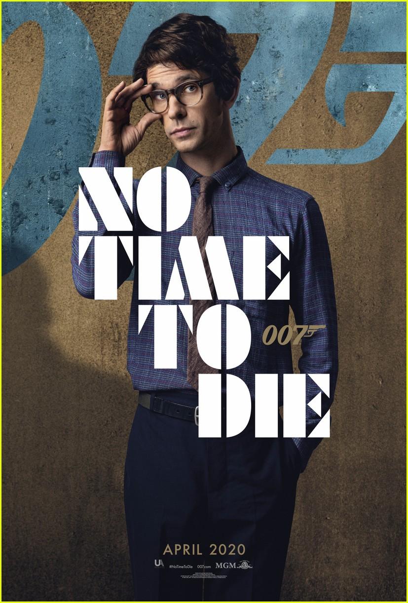 أفيش فيلم No Time to Die (6)