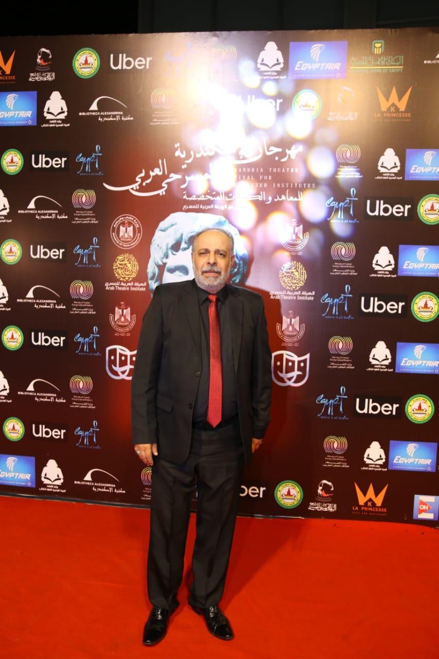 ختام مهرجان الإسكندرية المسرحي العربي (6)