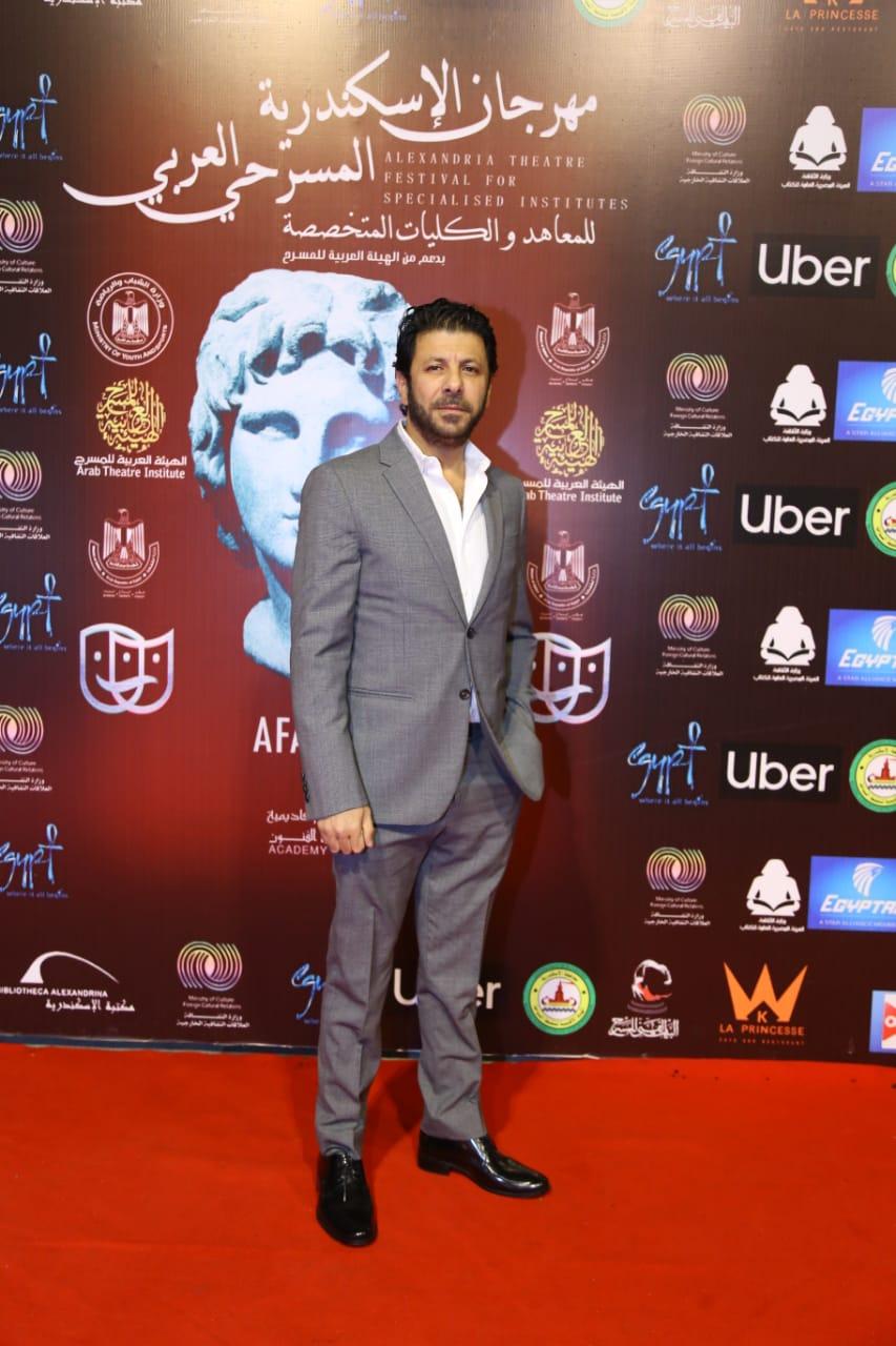 ختام مهرجان الإسكندرية المسرحي العربي (2)