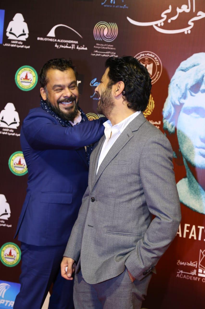 ختام مهرجان الإسكندرية المسرحي العربي (3)
