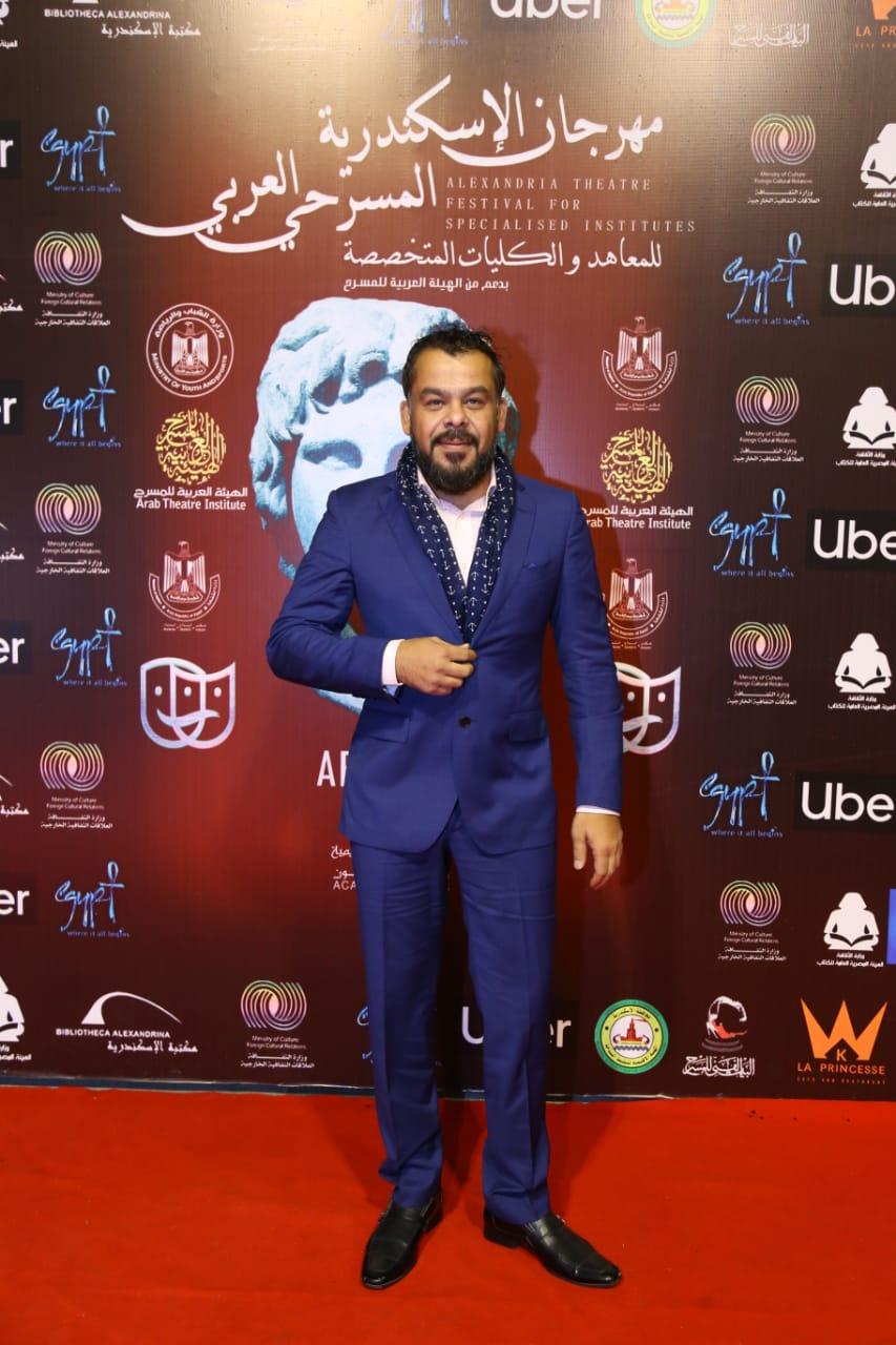 ختام مهرجان الإسكندرية المسرحي العربي (5)