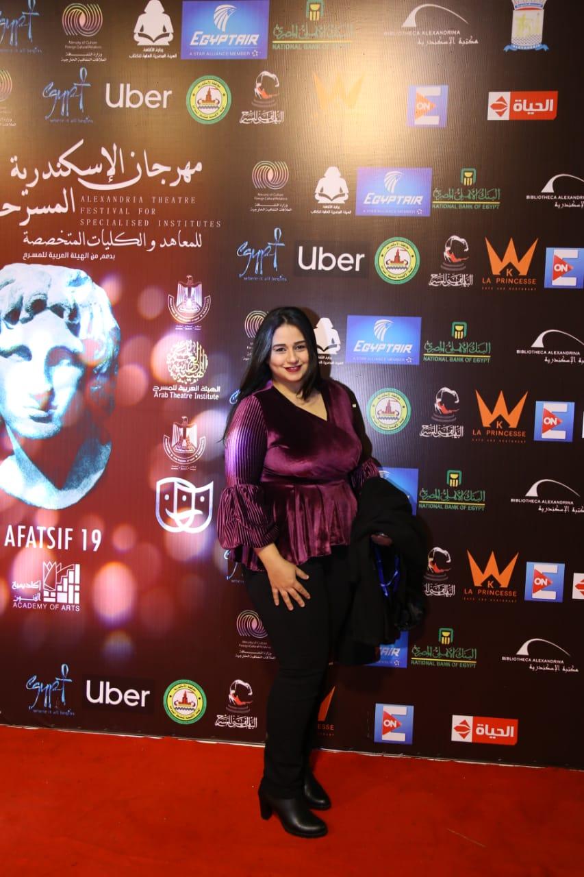 ختام مهرجان الإسكندرية المسرحي العربي (7)