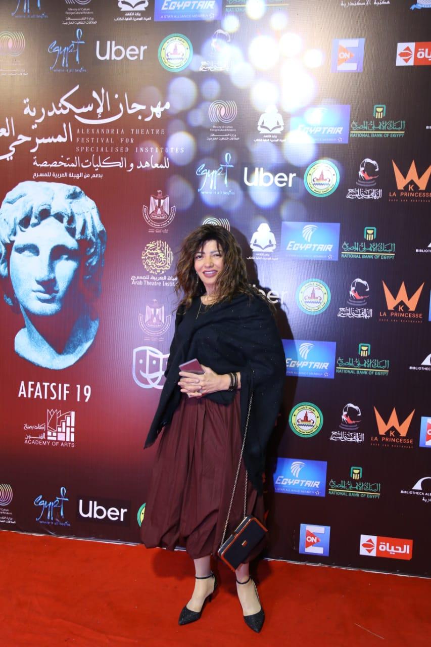 ختام مهرجان الإسكندرية المسرحي العربي (9)