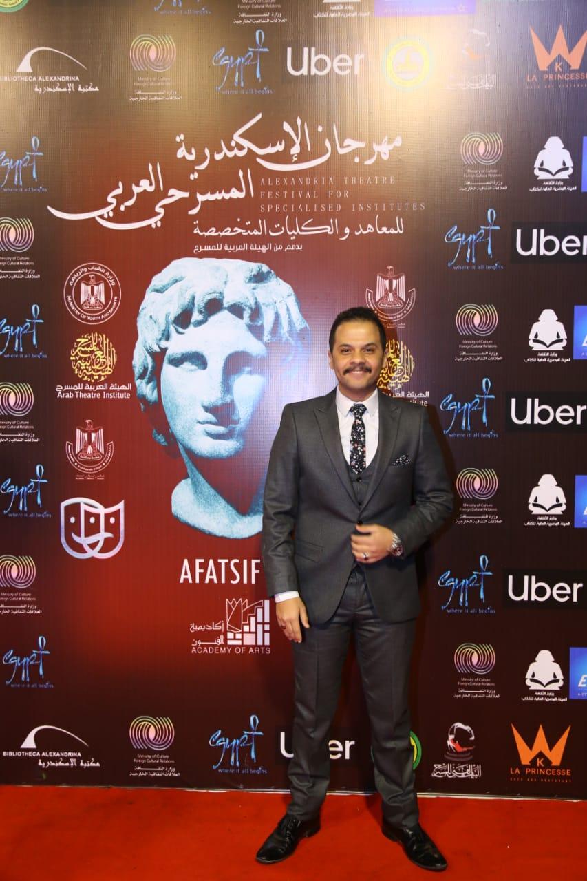 ختام مهرجان الإسكندرية المسرحي العربي (8)