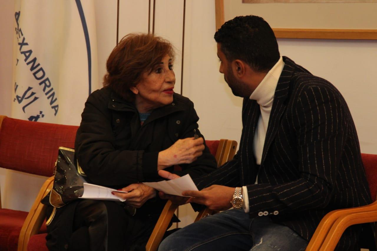 ختام مهرجان الإسكندرية المسرحي العربي (12)