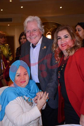 ندوة حسين فهمى (4)