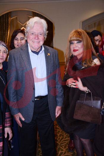 ندوة حسين فهمى (2)