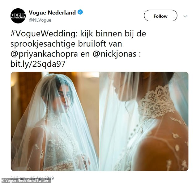 حساب مجلة فوج هولندا على الإنستجرام