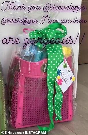 هدايا تلقتها عائلة كاردشيان بمناسبة عيد الفصح