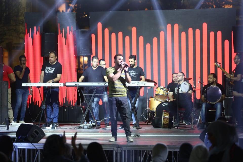 حفلات محمد رشاد فى شم النسيم (5)