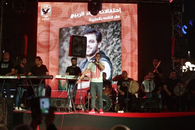 حفلات محمد رشاد فى شم النسيم (8)