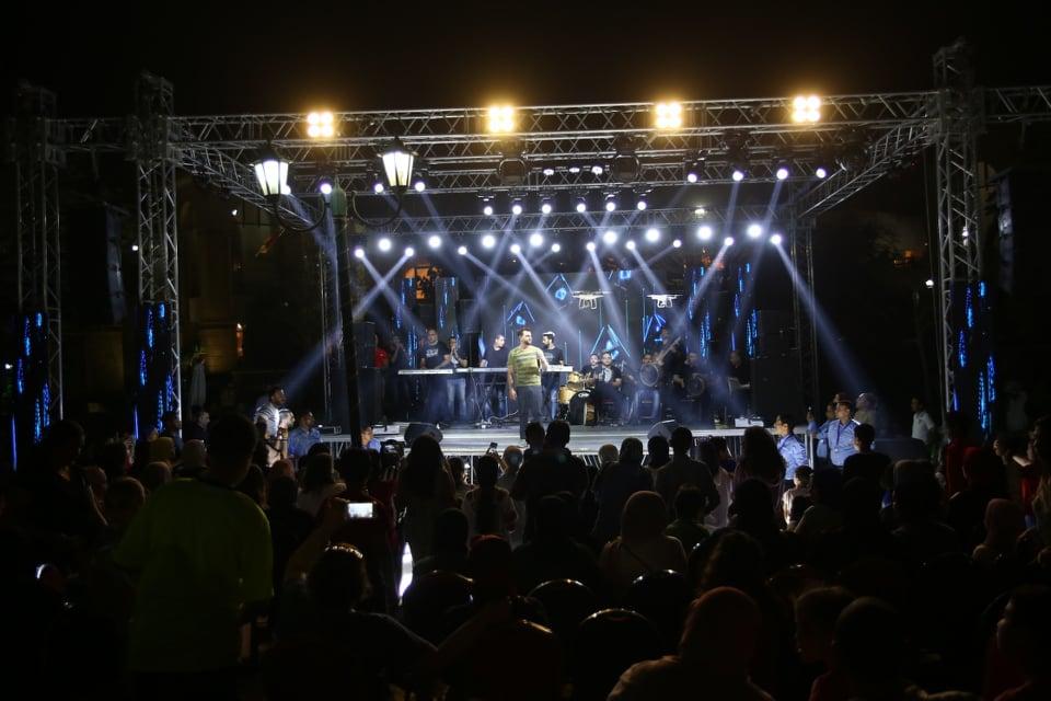 حفلات محمد رشاد فى شم النسيم (3)