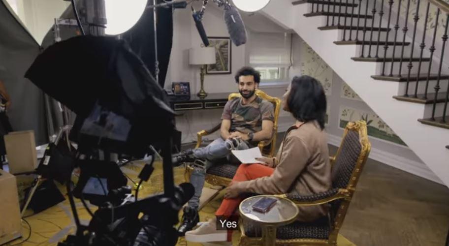 لقاء محمد صلاح (6)