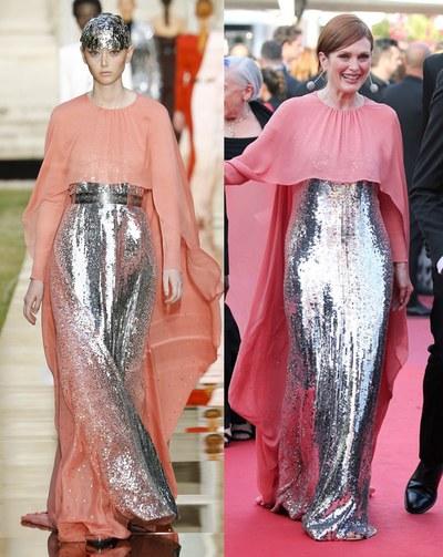 جوليان مور بتصميم Givenchy