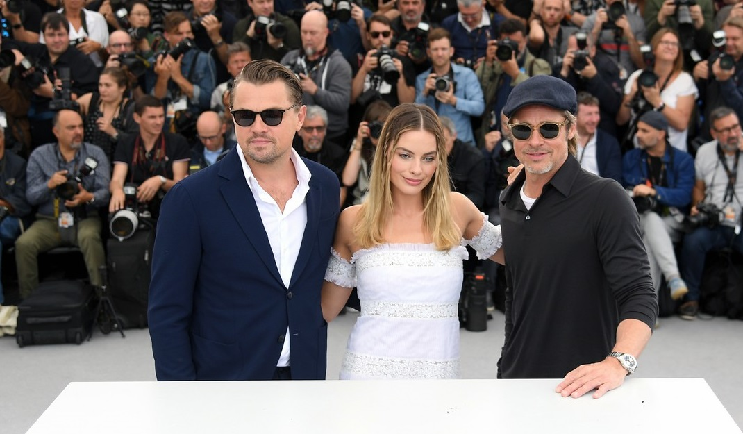 ابطال فيلم Once Upon A Time In Hollywood (1)