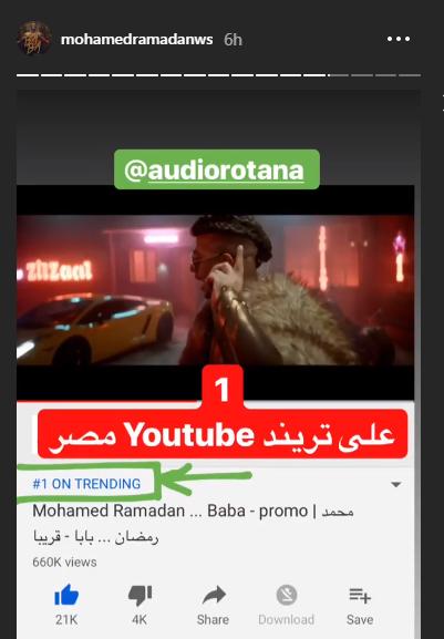 بابا تريند فى مصر