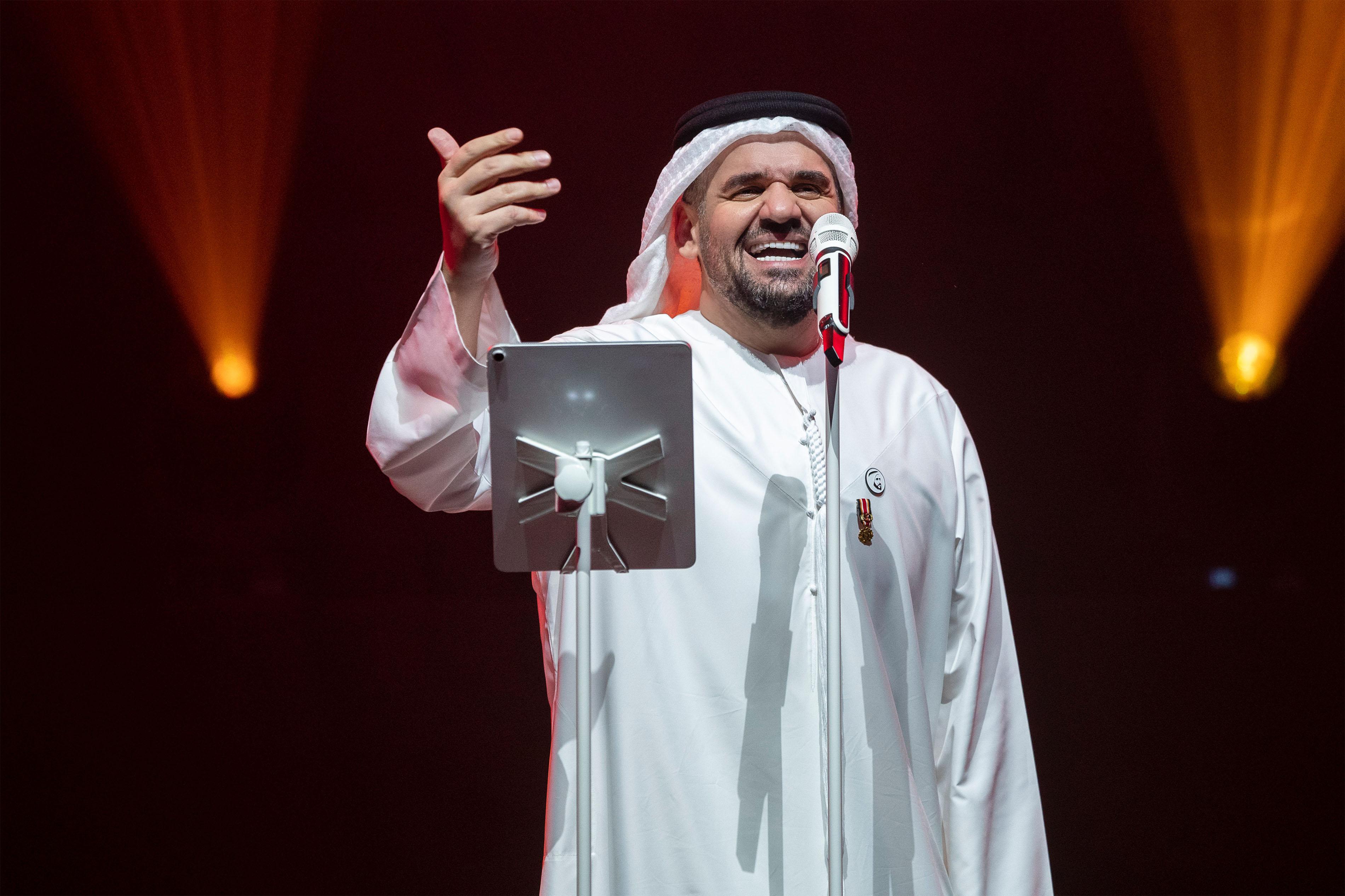 المطرب حسين الجاسمى