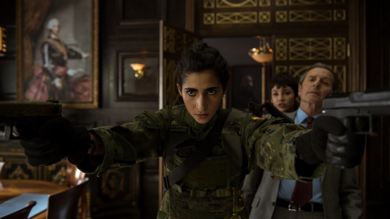 مسلسل  La Casa De Papel  (3)