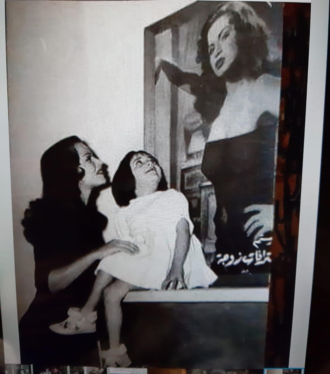 مارلين مونرو الشرق - هند رستم (10)