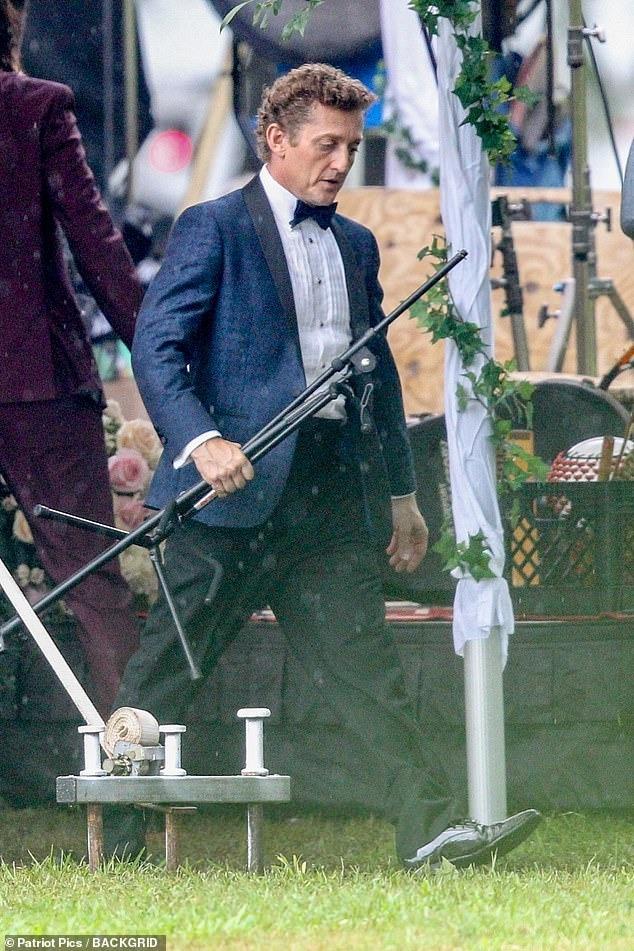 تصوير فيلم Bill & Ted Face the Music  (4)