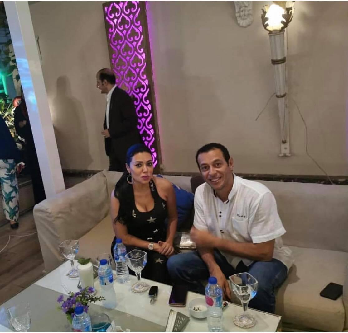 رانيا يوسف ومصطفى شعبان