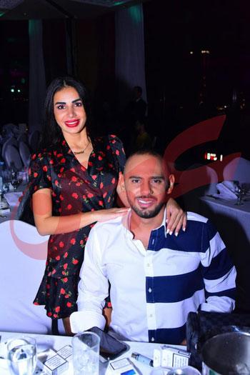 حفل إيهاب توفيق ودينا وشيبة فى رابع أيام عيد الأضحى (5)