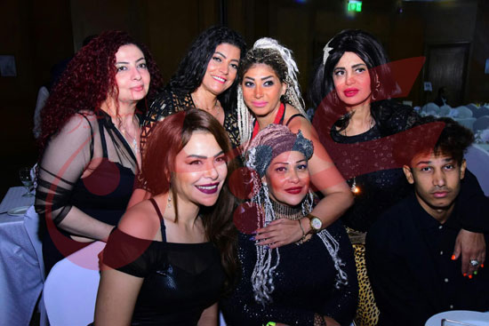 حفل إيهاب توفيق ودينا وشيبة فى رابع أيام عيد الأضحى (8)