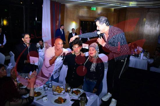 حفل إيهاب توفيق ودينا وشيبة فى رابع أيام عيد الأضحى (19)
