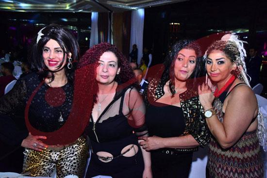حفل إيهاب توفيق ودينا وشيبة فى رابع أيام عيد الأضحى (16)