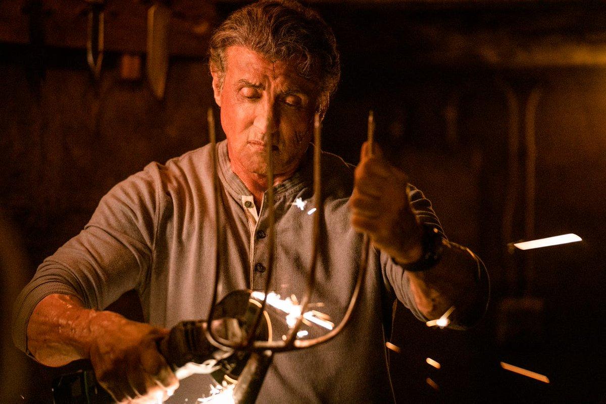 فيلم Rambo Last Blood (2)