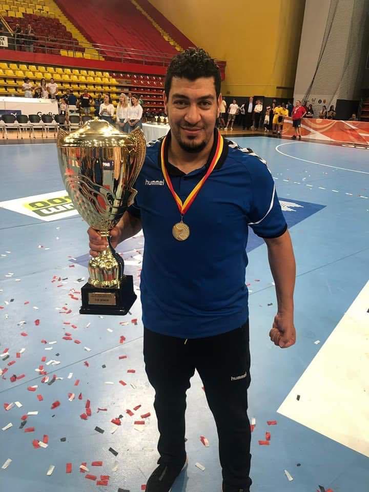 محمد عبد المنعم كرة اليد