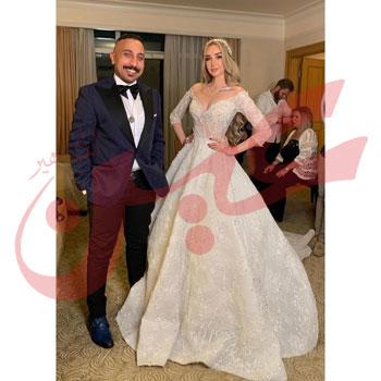 حفل زفاف أحمد فهمى وهنا الزاهد (14)