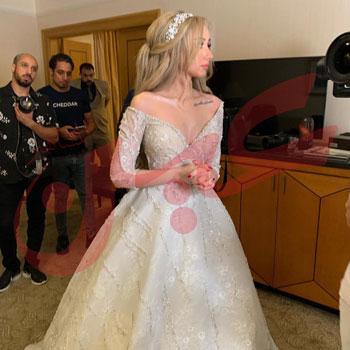 حفل زفاف أحمد فهمى وهنا الزاهد (13)