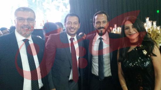 حفل زفاف أحمد فهمى وهنا الزاهد (29)