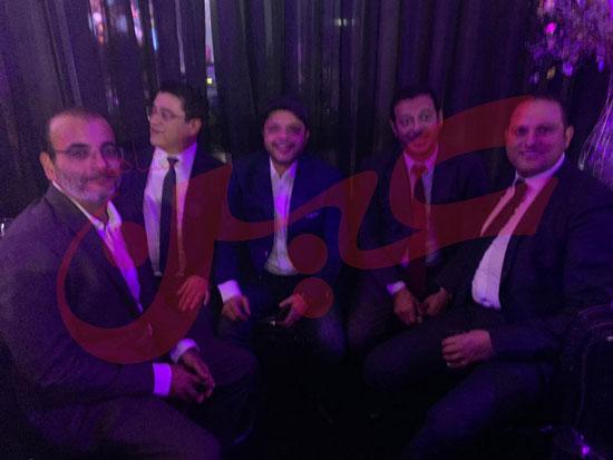 حفل زفاف أحمد فهمى وهنا الزاهد (38)