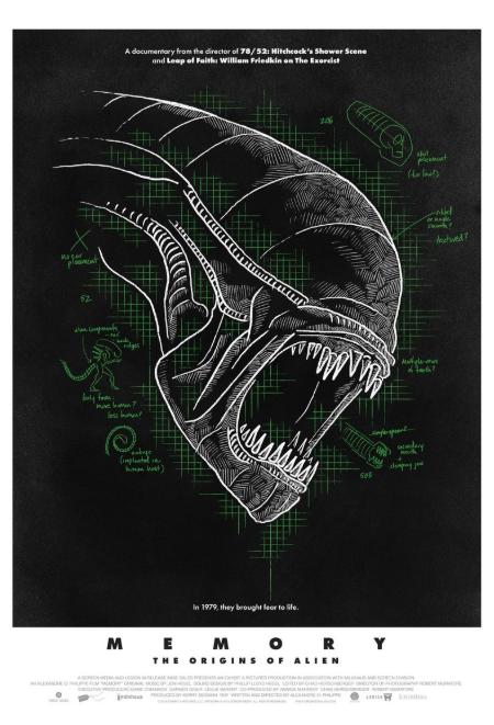 فيلم Memory The Origins of Alien