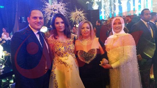 حفل زفاف أحمد فهمى وهنا الزاهد (23)
