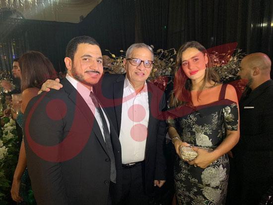 حفل زفاف أحمد فهمى وهنا الزاهد (31)