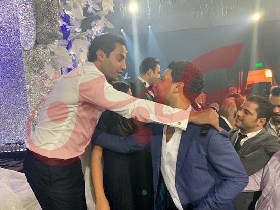 حفل زفاف أحمد فهمى وهنا الزاهد (49)