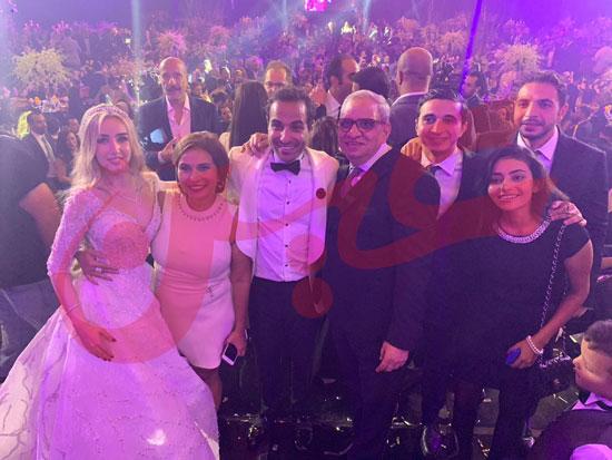 حفل زفاف أحمد فهمى وهنا الزاهد (8)