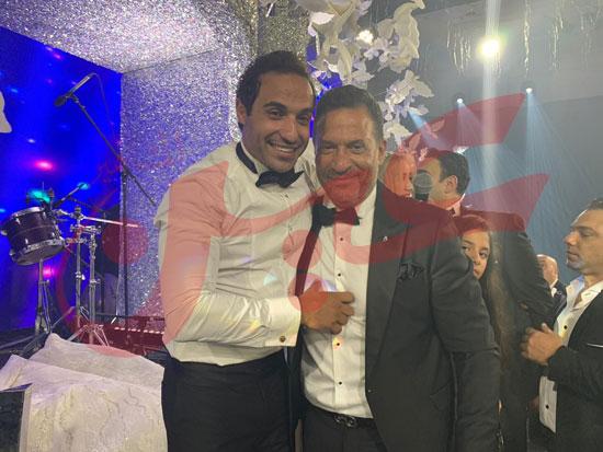 حفل زفاف أحمد فهمى وهنا الزاهد (37)