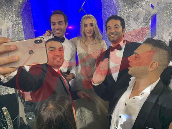 حفل زفاف أحمد فهمى وهنا الزاهد (41)
