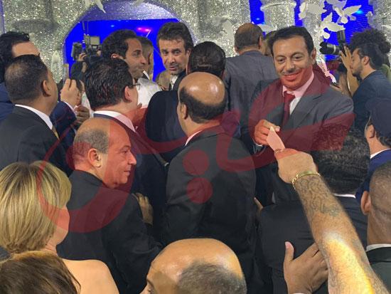 حفل زفاف أحمد فهمى وهنا الزاهد (40)