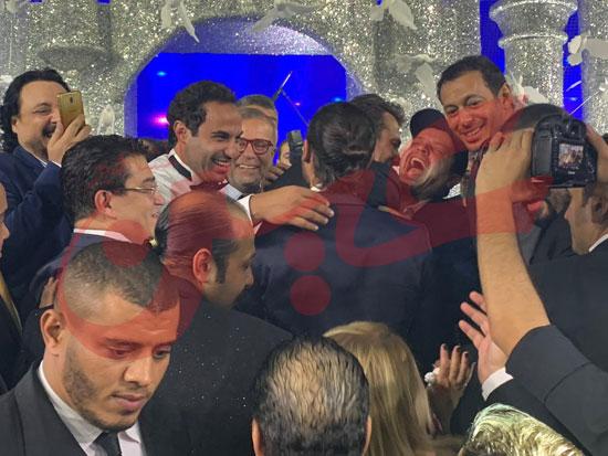 حفل زفاف أحمد فهمى وهنا الزاهد (43)