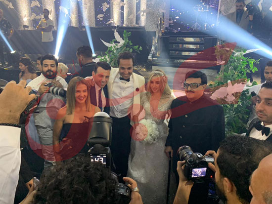 حفل زفاف أحمد فهمى وهنا الزاهد (33)