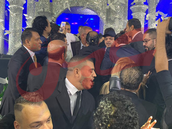 حفل زفاف أحمد فهمى وهنا الزاهد (35)
